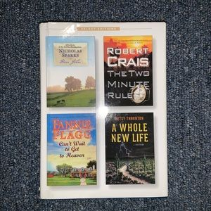 4 Novels in one. Limited Edition.